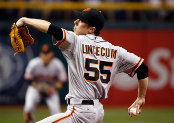 It may be a stretch, but given the sudden thinning of the Yankees pitching ranks, Lincecum could make for a good waiver wire pickup.
