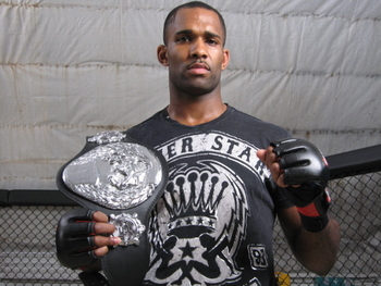 Jimi Manuwa - Photo by mmabay.co.uk