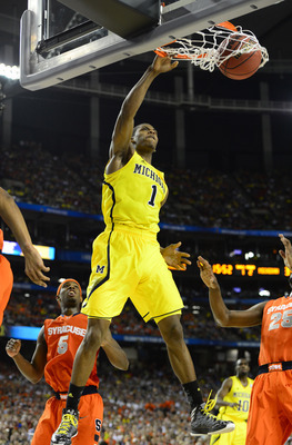 Glenn Robinson III's recent video has Michigan fans anxiously awaiting the 2013-14 season.