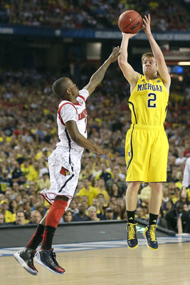 Spike Albrecht gives Michigan depth off the bench.