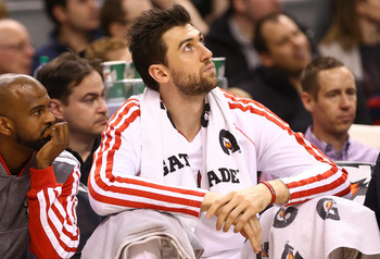 Bargnani will have some new teammates.