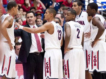 Sean Miller and the Arizona Wildcats are coming to Ann Arbor this season.
