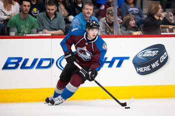 Still only 22, Matt Duchene is part of a talented young core in Colorado.