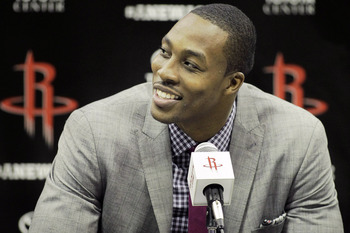 Dwight Howard vaults Houston into NBA Finals consideration.