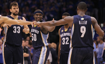 The Grizzlies bring the NBA's best defense to the table.