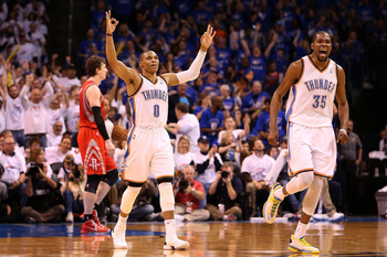 An uber-athletic roster has OKC thinking championship