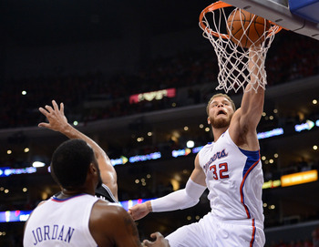 Blake Griffin and the Clippers are looking to take it to the next level.