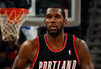 Every step Greg Oden takes is a potential pitfall.