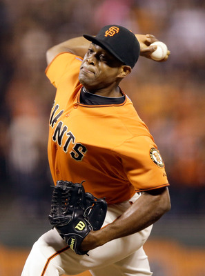 The injury to Santiago Casilla hurt the Giants' bullpen.