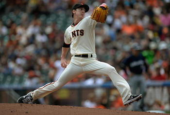 Tim Lincecum has pitched much better than his record indicates.