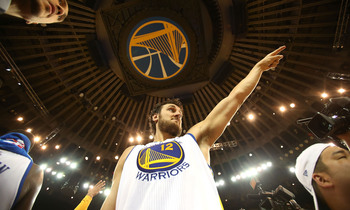 After Curry, Andrew Bogut is the most important player on Golden State.