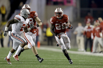 Even without Montee Ball, the Badgers have enough to win in Columbus