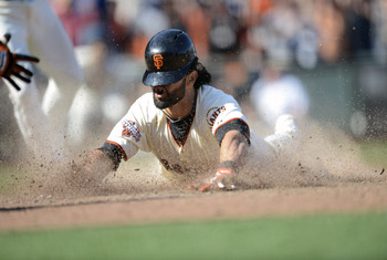 The Giants have missed Angel Pagan's presence atop their lineup.