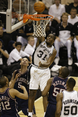 Rose was a fan favorite throughout his time in San Antonio.