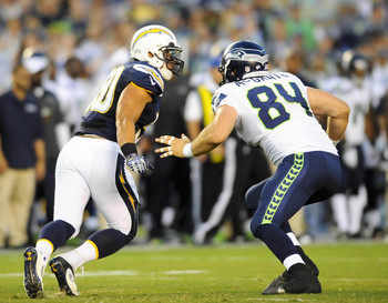 Te'o had no tackles against Seattle and will not have any against the Bears.