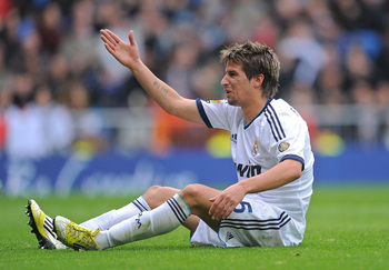 Fabio Coentrao was a fine example where Real's discipline requires a tune-up