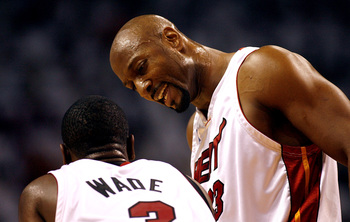 Alonzo Mourning was a star for the Heat, and then a mentor.
