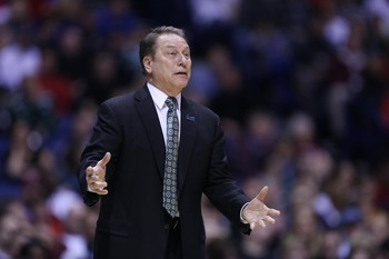 Michigan State coach Tom Izzo needs a point guard in the 2014 class with Keith Appling graduating.