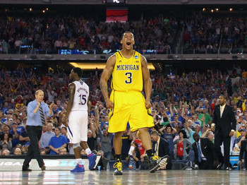 Trey Burke became Michigan's first Wooden Award winner in 2013.