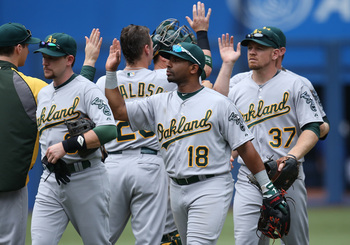 If the A's lose out in their battle with Texas for the AL West crown, a wild-card spot should be waiting for them.