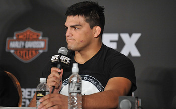 Kelvin Gastelum may have won TUF, but he lacks Uriah Hall's celebrity.