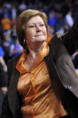 Pat Summitt put women's college basketball on the map.