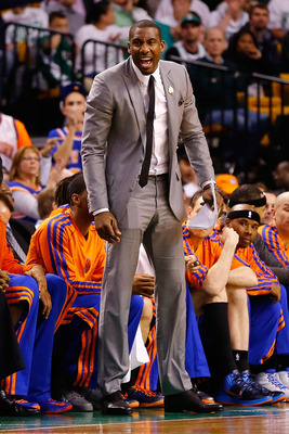 Amar'e Stoudemire will likely lead a potent Knicks bench this season.