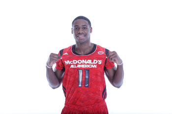 Demetrius Jackson is the headliner of Notre Dame's recruiting class.