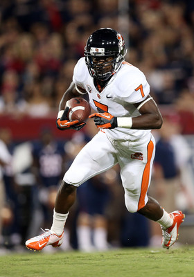 Oregon State junior wide receiver Brandin Cooks.