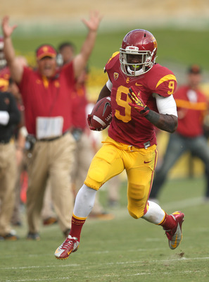 USC junior wide receiver Marqise Lee.