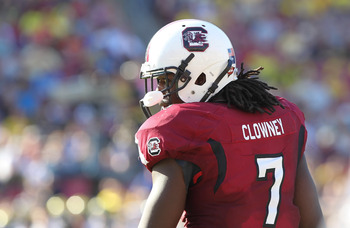 Clowney anchors what could be another top-10 ranked defense.