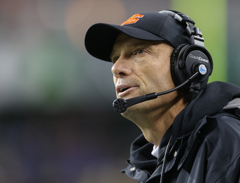 Mike Riley, Oregon State head coach