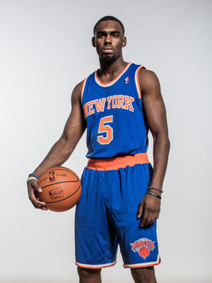 Tim Hardaway Jr. can use the preseason to prove he is ready for NBA action.