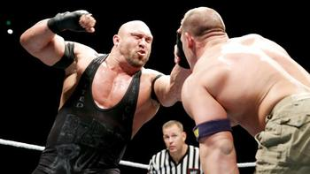 Cena tends to make Ryback look foolish.