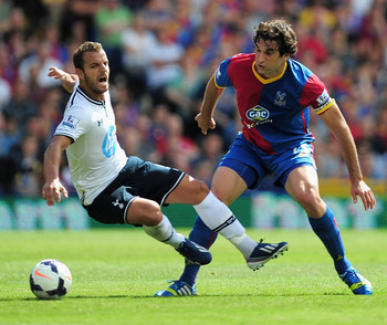 Jedinak is vital to the Crystal Palace cause.