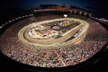 The night race at Bristol Motor Speedway is still one of the hottest tickets in NASCAR 35 years after the lights were lit for the first time.