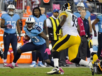 The Titans beat the Steelers 26-23 in 2012.