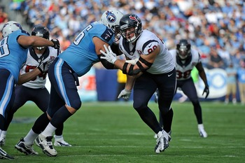 The Titans are 14-8 against the Texans.