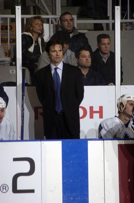 Hopefully Dallas Eakins sticks with the Oilers and helps the team round the corner.