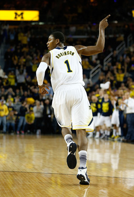 Glenn Robinson III gives Michigan a significant boost in overall athleticism.