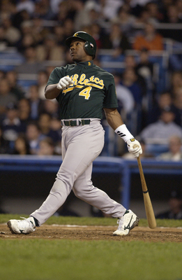 The A's poached Tejada from the small, extremely poor town of Bani and watched him develop into an MVP.