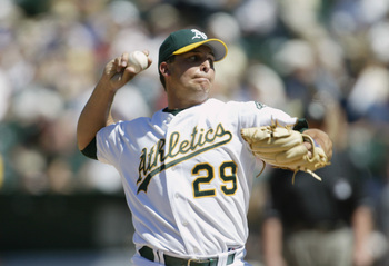 Foulke Hero: Keith was untouchable with the A's.