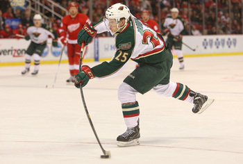 Jonas Brodin was exceptional as a rookie last season.