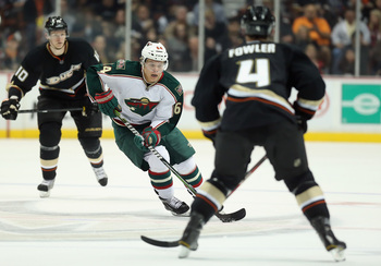 Mikael Granlund is a ready to assume a bigger role with the Wild.