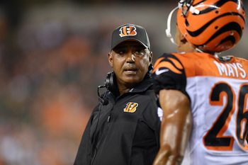 The Bengals are trying to make a third consecutive trip to the playoffs for the first time in franchise history.