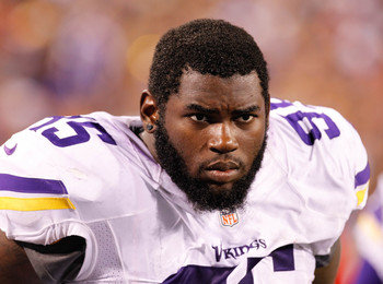 Sharrif Floyd will reportedly miss the remainder of the preseason with a left knee injury.