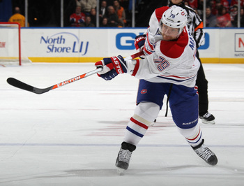 Andrei Markov led Montreal in power-play goals last season.