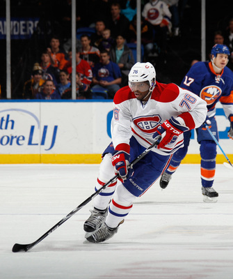 P.K. Subban led the Habs in power-play points in 2013.