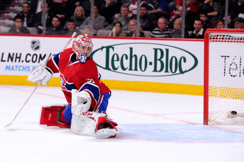Carey Price will have to be better on the penalty kill in 2013-14.