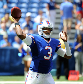 EJ Manuel was having a strong preseason before suffering a knee injury.